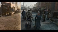 Assassin's Creed III: Remastered - Comparison Trailer