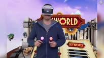MOBA trifft auf RTS und Cardgame - Felix zockt Skyworld in PlayStation VR