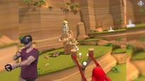 Ein Kult-Spiel jetzt in VR - Felix zockt Angry Birds VR
