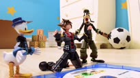 Kingdom Hearts III - Stop Motion Trailer