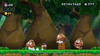 New Super Mario Bros. U Deluxe - Accolades Trailer