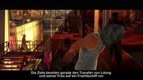 Hitman 2 - Sniper Assassin Map: Hantu Port Trailer