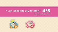 Kirby's Extra Epic Yarn - Accolades Trailer