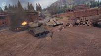 World of Tanks - Frontline Mode Trailer
