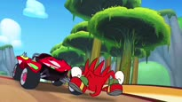 Team Sonic Racing - Animated Short: Overdrive #1