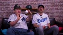 Baseball, Bier und Hotdogs - Felix und Zeno zocken MLB The Show