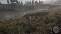 Days Gone - Deacon's Bike Trailer
