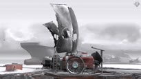 Limbo trifft auf Journey - Was ist Far: Lone Sails?