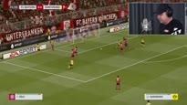 FIFA 19 - Bayern München vs. Borussia Dortmund Bundesliga-Prognose
