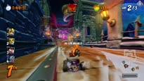 Konkurrenz für Mario Kart? - Vorschau zu Crash Team Racing: Nitro-Fueled