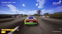 Wie Burnout - nur schlechter - Videotest zu Dangerous Driving