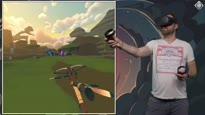 Zelda goes Oculus Quest - Felix zockt Journey of the Gods