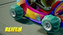Crash Team Racing: Nitro-Fueled - Customisation Trailer