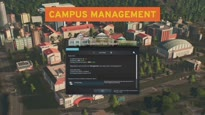 Cities: Skylines - Campus Expansion Launch Trailer