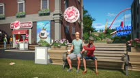 Planet Coaster - Ghostbusters Reveal Trailer