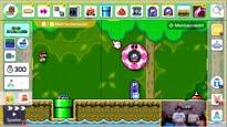 Das große Bau-Duell im Super Mario Maker 2 - Wer ist der bessere Baumeister? Teil #2