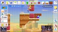 Das große Bau-Duell im Super Mario Maker 2 - Wer ist der bessere Baumeister? Teil #1