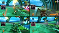 Crash Team Racing: Nitro Fueled - Couch-Coop-Spaß + Gewinnspiel!