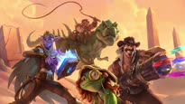Hearthstone: Retter von Uldum - Announcement Trailer