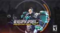 Overwatch - Introducing Sigma Developer Update Trailer