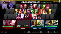 Superhelden im Sinkflug - Zocksession zu Marvel Ultimate Alliance 3