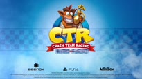 Crash Team Racing: Nitro-Fueled - Nitro Tour Grand Prix Intro Trailer