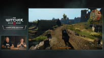 The Witcher 3: Wild Hunt - gamescom 2019 Switch Gameplay Overview