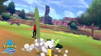 Pokémon Schwert / Schild - Triff Lauchzelot