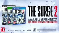 The Surge 2 - Story Trailer