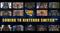 Star Wars Pinball - Switch Announcement Trailer