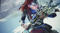 Monster Hunter World: Iceborne - Horizon: Zero Dawn Event Trailer