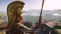 Assassin's Creed: Odyssey - Discovery Tour Launch Trailer