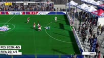 Wer holt den Pokal? - FIFA 20 vs. PES 2020