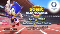 Mario & Sonic at the Olympic Games Tokyo 2020 - iOS & Android Trailer