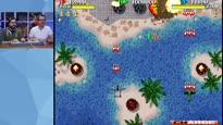 Bullethell für Zuhause - Zocksession mit der Capcom Home Arcade