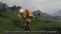 Death Stranding - Design der unsichtbaren Feinde, die BT Trailer