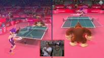 Sofa-Olympiade - Zocksession zu Mario & Sonic bei den Olympischen Spielen: Toyko 2020