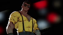 Streets of Rage 4 - Adam Hunter Trailer