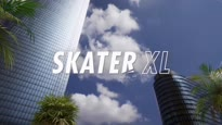 Skater XL - Switch Announcement Trailer