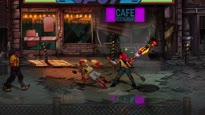Streets of Rage 4 - Battle Mode & Release Date Trailer