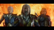 Mortal Kombat 11: Aftermath - Announcement Trailer