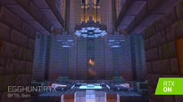 Minecraft mit RTX - Five New Worlds Reveal Trailer