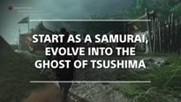 Ghost of Tsushima - Combat Overview Trailer