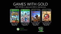 Xbox One - Games with Gold - August 2020