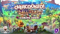 Overcooked: All You Can Eat - Offizieller Trailer zur Ankündigung