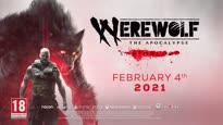 Werewolf: The Apocalypse - Earthblood - Gameplay-Trailer und Verschiebung