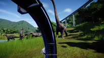 Jurassic World Evolution - Complete Edition Switch Announcement Trailer