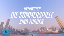 Overwatch - Sommerspiele August 2020 Trailer