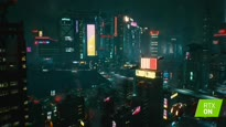 Cyberpunk 2077 - Official GeForce RTX 30 Series Gameplay Trailer