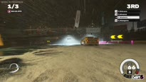 DiRT 5 - Gameplay | New York Ice Racing Under Fireworks